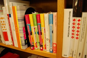 MCAのミュージアムストアみてたら、BNNの本が置いてあった!BNNはコンセントのグループ会社。