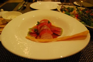 azure sashimi