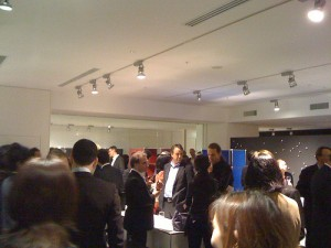 USM Showroom Party