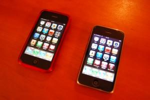 iPhone2台