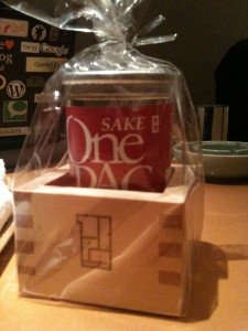 sake One PAC