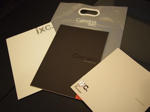 Cassina Catalog