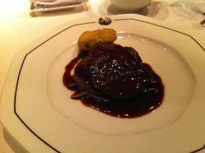 これなんだったんだろ。究極的に美味しかった。黒酢あんのフォアグラみたいな感じ。