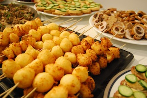 Jurateさんによるリトアニア料理