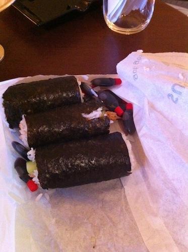 sushi.wrap