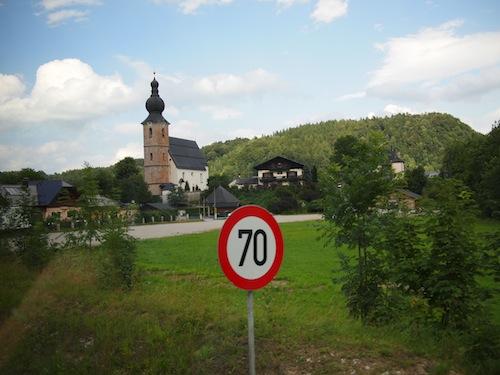 Bavarian style Church