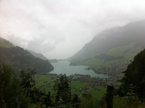 Lungern lake…多分。