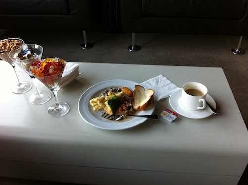 SWISS firstclass lounge at Zurich Airport