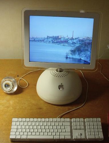 iMac Flat Panel
