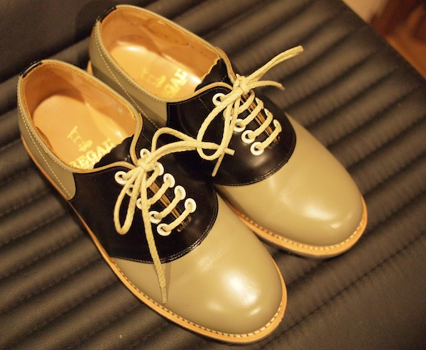 regal saddle shoes