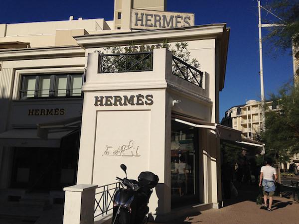 HERMES in Biarritz