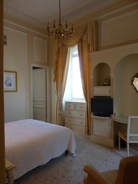 Hotel du palais suite
