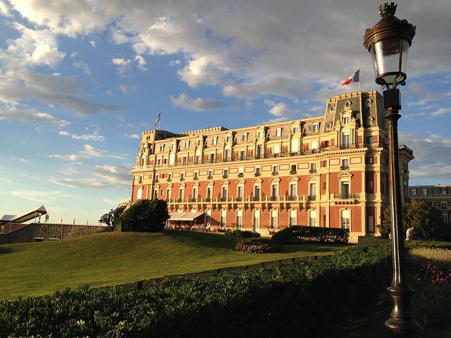 The Hôtel du Palais