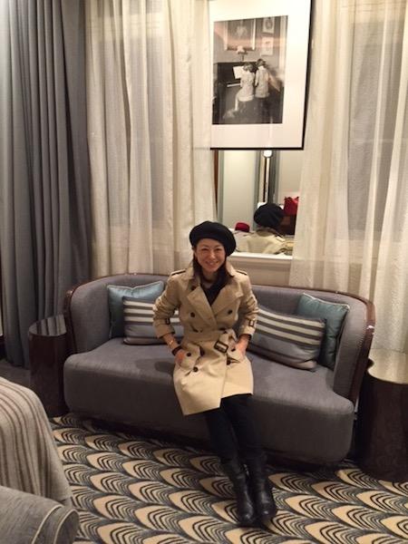 Claridge's hotel in london