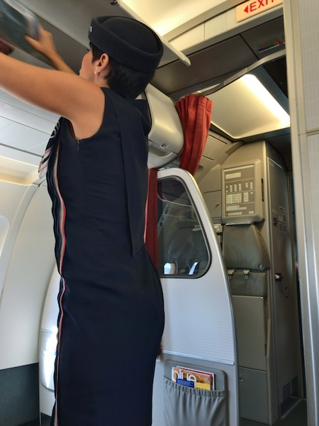 aegean air uniform