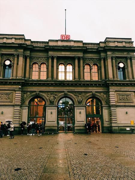 Mainz station