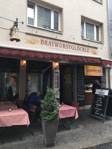Bratwurst Glöckle