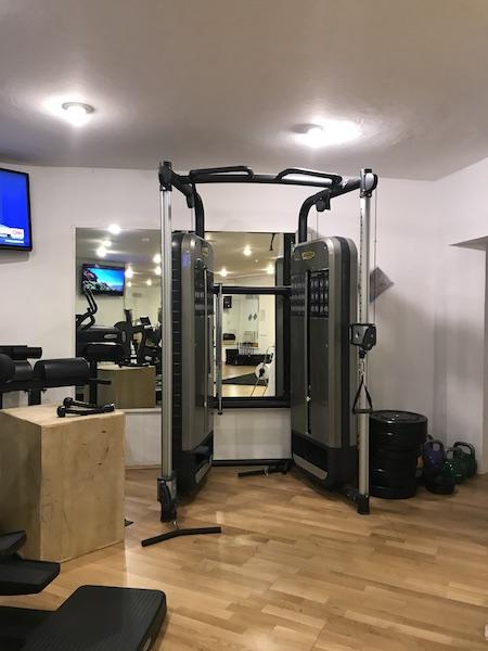 Cala di Volpe gym