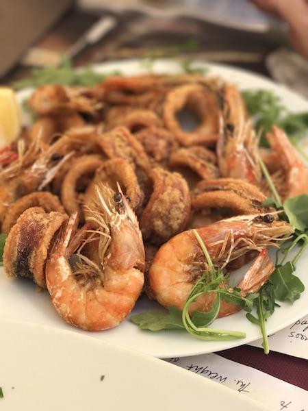 Alghero ristorante Regina Margherita