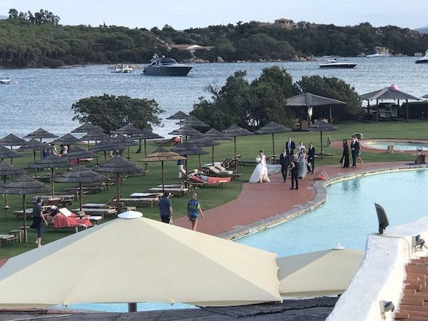 wedding @ cala di volpe