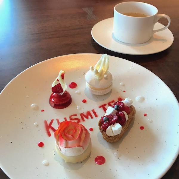 KUSMI TEA「Le thé blanc Alain Ducasse」